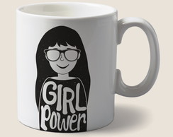 Caneca GIRL NERD POWER