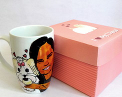 Caneca Dog Lovers
