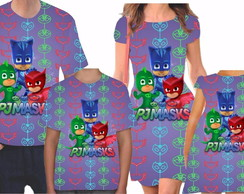 Kit Familia - PJ Masks