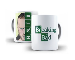 Caneca Breaking Bad - Bitch