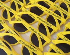 45378a3c1 Óculos de Sol Personalizados Monocolor Adulto no Elo7 | Sal e ...