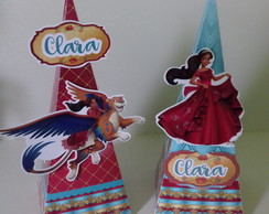 piramide elena de avalor -piramide violao elena de avalor