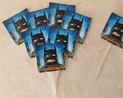 Toppers Batman Lego