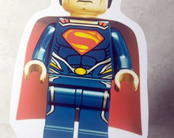 Display Super Man Lego