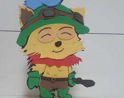 Display Teemo League of Legends