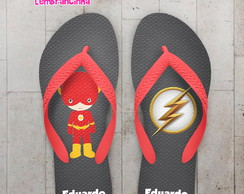 Chinelo Infantil Flash com Logo