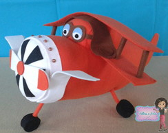 Albert - Super Wings - Feltro