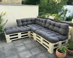 Sofa De Pallet Elo7