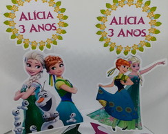 Kit Frozen fever Luana