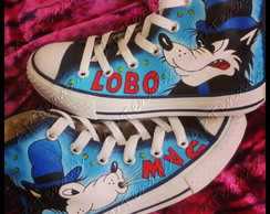 All Star Lobo Mau