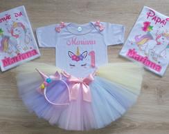 Fantasia Infantil Unicornio Elo7