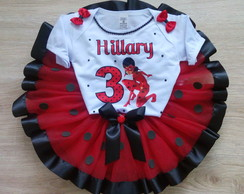 fantasia tutu lady bug