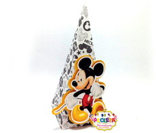Caixa cone do Mickey Mouse