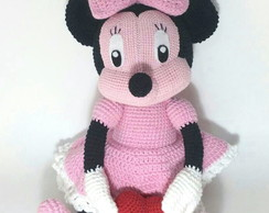 Minnie Amigurumi / crochet