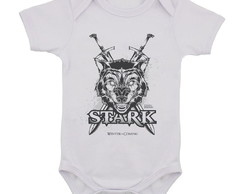 Body Infantil Game of Thrones Stark