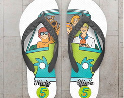 Chinelo Infantil Scooby-doo