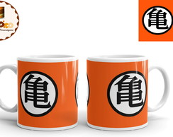 Caneca Dragon Ball - Logo
