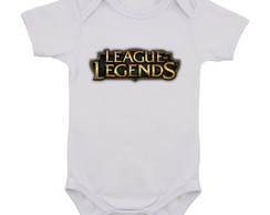 Body Infantil League of Legends