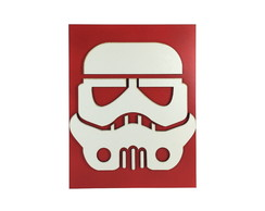 PLACA STORMTROOPER