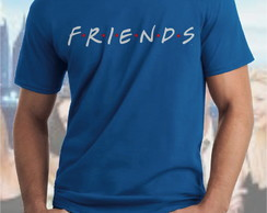Camiseta Masculina - Friends