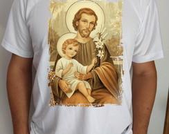 486fff3e4b ... Camiseta São José Santo Católico 100% poliester
