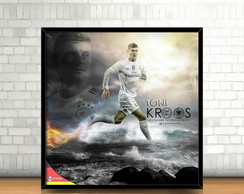 Quadro Toni Kroos / Real Madrid