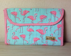 porta make simples flamingo menta