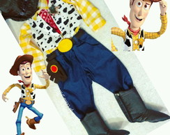Roupa do woold toy story