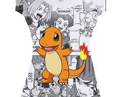 Vestido Adulto Pokemon Charmander
