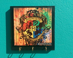 Porta-chaves Azulejo - Gas Monkey