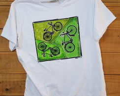Camiseta Bike- Lidia Quaresma