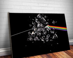 Placa Decorativa Pink Floyd 14- 30x20cm
