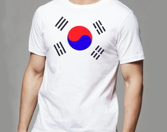 Camiseta Coreia do Sul
