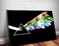 Placa Decorativa Pink Floyd 15- 30x20cm