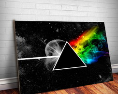 Placa Decorativa Pink Floyd 10- 30x20cm
