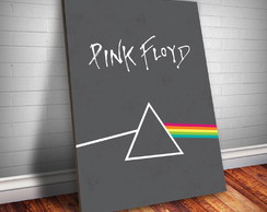 Placa Decorativa Pink Floyd 1- 30x20cm