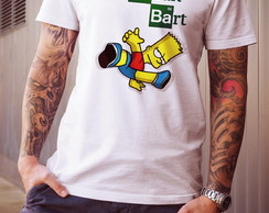 Camisetas Geek Bart Simpsons.
