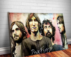 Placa Decorativa Pink Floyd 7- 30x20cm