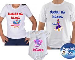 Kit camiseta personalizadas namorados casal com 2 GAME OVER no Elo7 ... 35ce4a636bf78