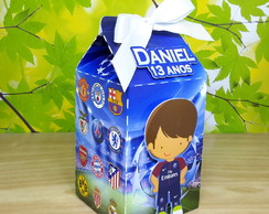 Caixa Milk 3D Champions League