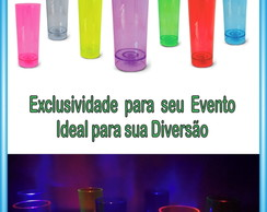 COPOS LONG DRINK COM LEDS