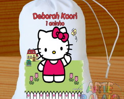 Hello Kitty Saquinho Surpresa