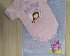 Kit Body - Princesa - ALICE