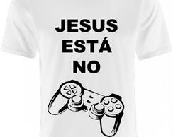 Camiseta Frases Deus Esta No Controle Elo7