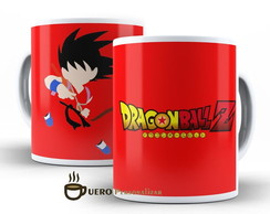 Caneca Dragon Ball Goku 31