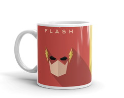 Caneca The Flash X The Flash Reverse