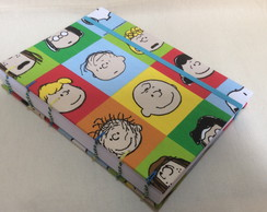 Caderno Turma do Charlie Brown