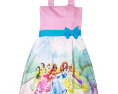 Vestido Princesas Disney adulto