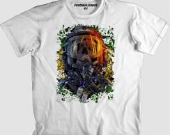 Camisa Piloto Caveira  d918412bbf358