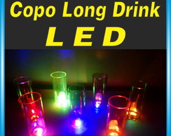 COPOS LUMINOSOS COM LEDS